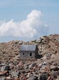 Приют Cabane des Rognes, 2768 м