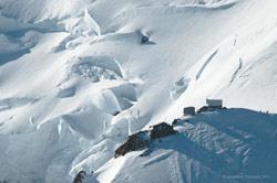 Приют Валло, 4362 м.