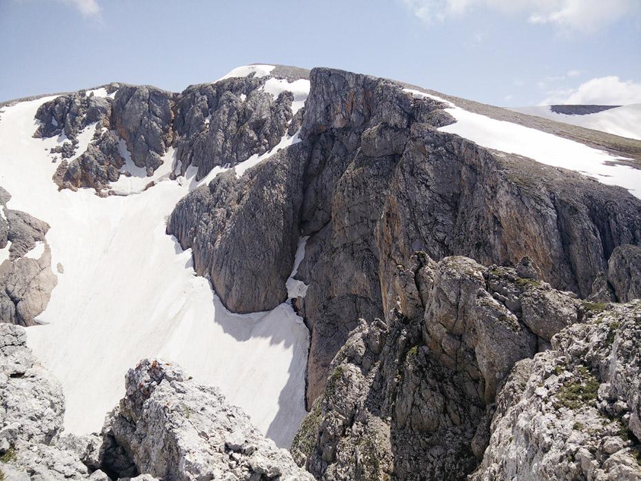 Западные склоны Пшеха-Су