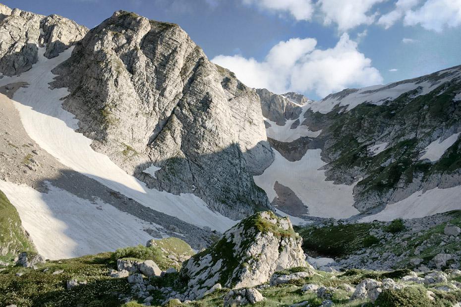 Северо-Восточные склоны Пшеха-Су