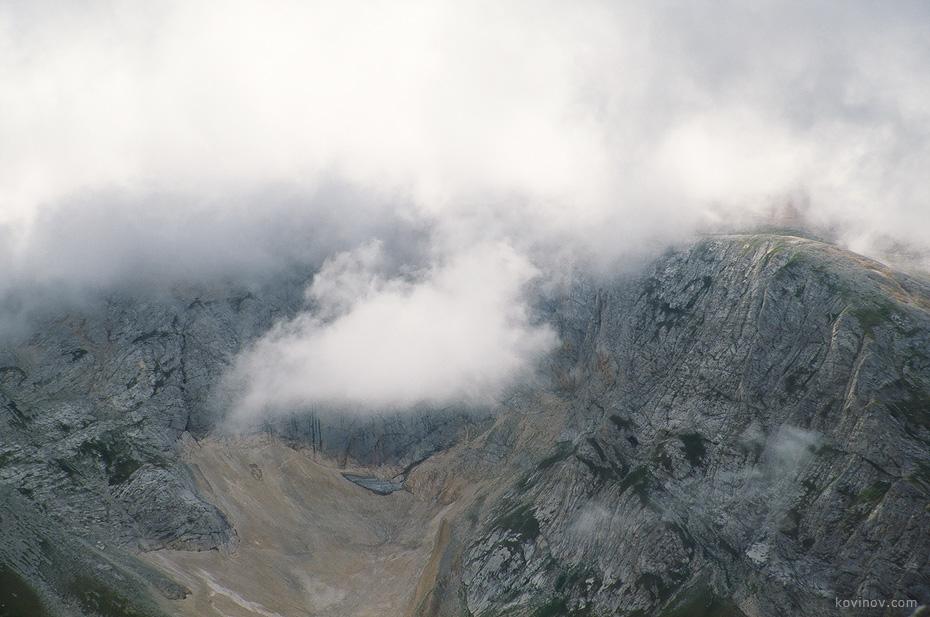 Фишт в облаках