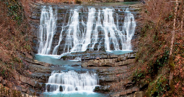 Змейковские водопады как добраться самостоятельно