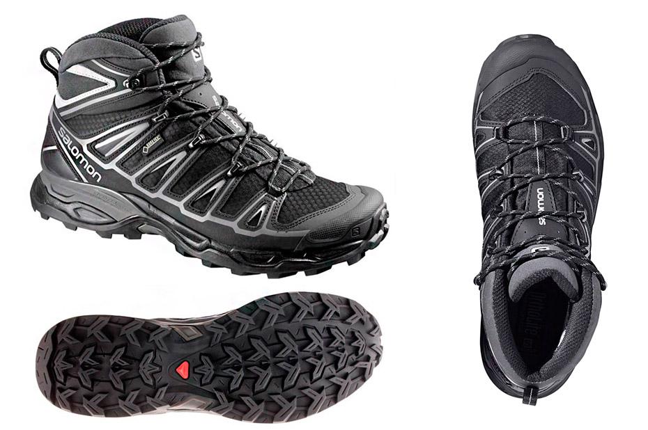 86b40c41 Для походов по несложному рельефу треккинговые ботинки могут оказаться  излишне тяжелыми и жесткими. Для таких случаев отлично подойдут более  легкие и мягкие ...