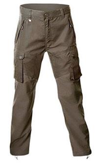 Софтшел-брюки для скитура и бэккантри