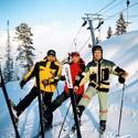 Горные лыжи в Байкальске