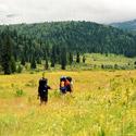 Третий горный поход в Ергаки