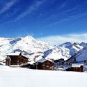 Тесты горных лыж, Тинь, Франция