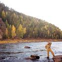Сплав по реке Кан
