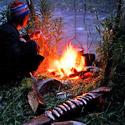 Охота и рыбалка на реке Кирей, деревня Уйгат