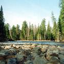 Таежный поход к реке Немкина